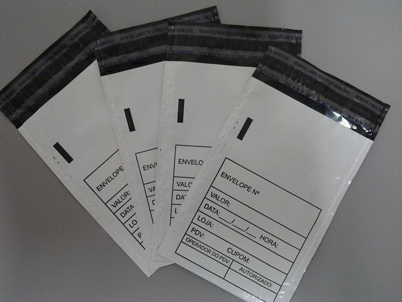 envelope adesivado seguranca